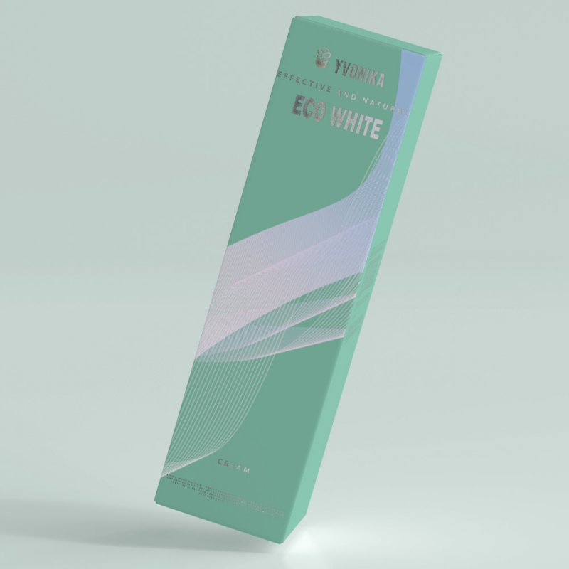 Средство для отбеливания веснушек и пигментации Eco White еко вайт