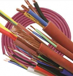Heat-resistant wire of SIMH 5x4