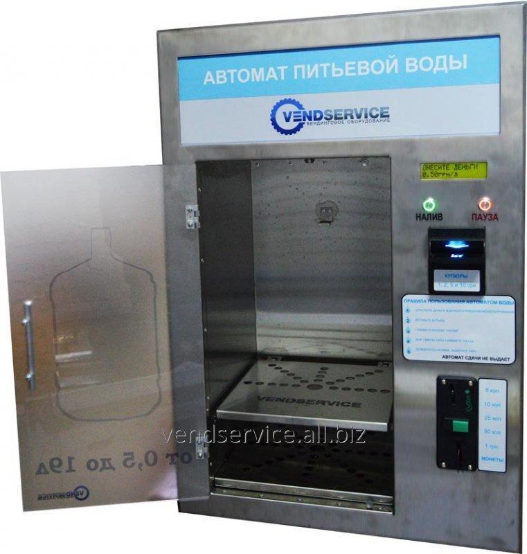 Разработка автомата для продажи воды, VendService