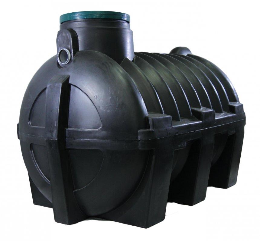 Купить Септик герметичный для канализации, доставка+монтаж