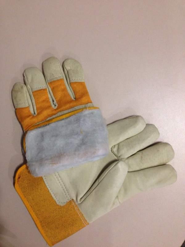 Купить Рабочие утепленные перчатки N-8071 M5352977