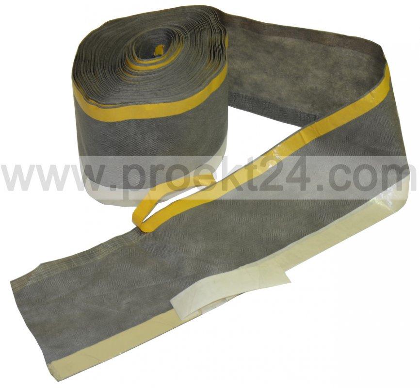 Купить Гидроизоляционная оконная лента 150мм*18м (наружная, паропроницаемая) Робибанд