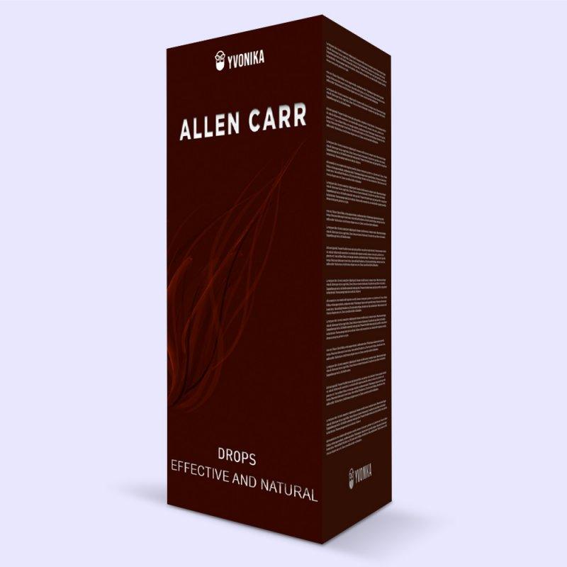 Средство от алкогольной зависимости Allen Carr Аллена Карра