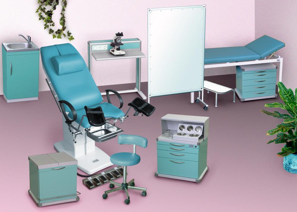 Купить Мебель медицинская