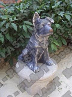 Собака из бетона бетон новый уренгой