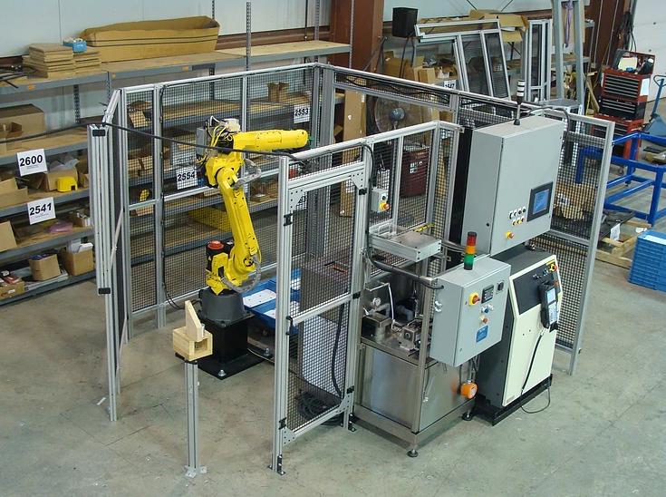 Купить Промышленный робот