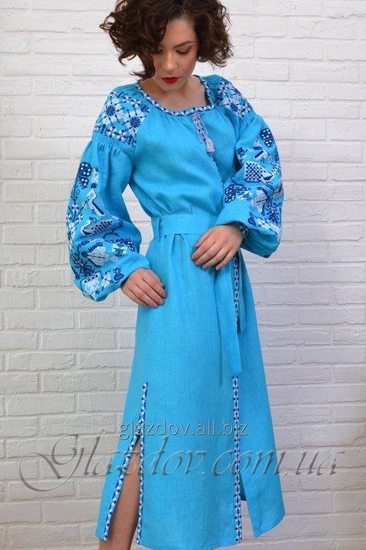 фото платья вышиванки