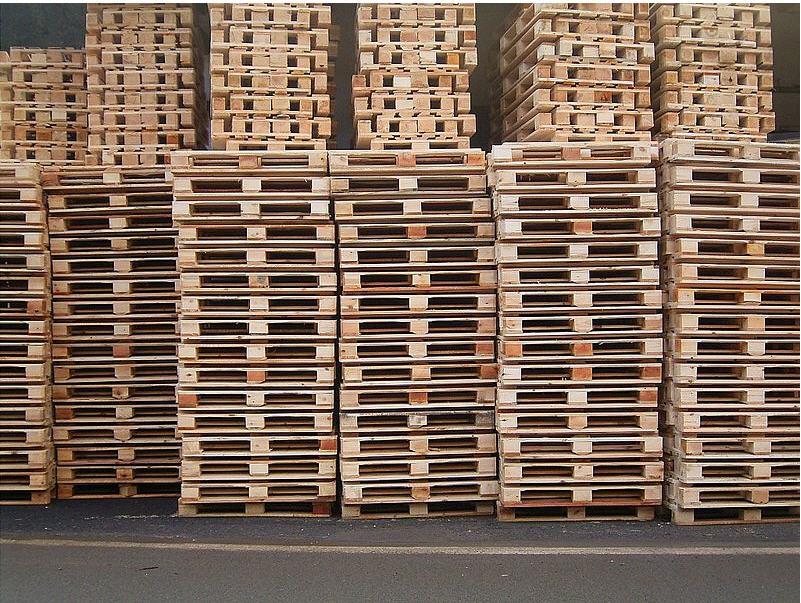 Купить Поддон деревянный