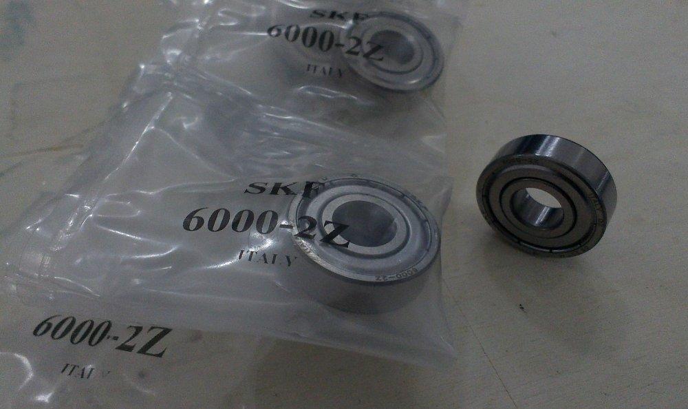 Подшипник 6000-2Z, 80100, SKF