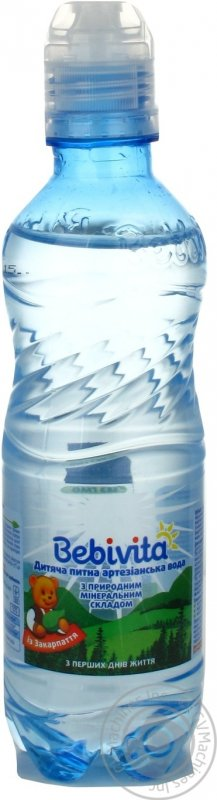 Buy Bebivit's water sport the nursery from the first days of life of 330 ml Ukraine