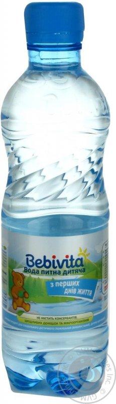 Вода Бебивита детская с первых дней жизни 330мл Украина