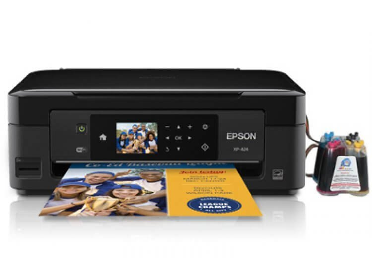 МФУ Epson Expression Home XP-424 с СНПЧ