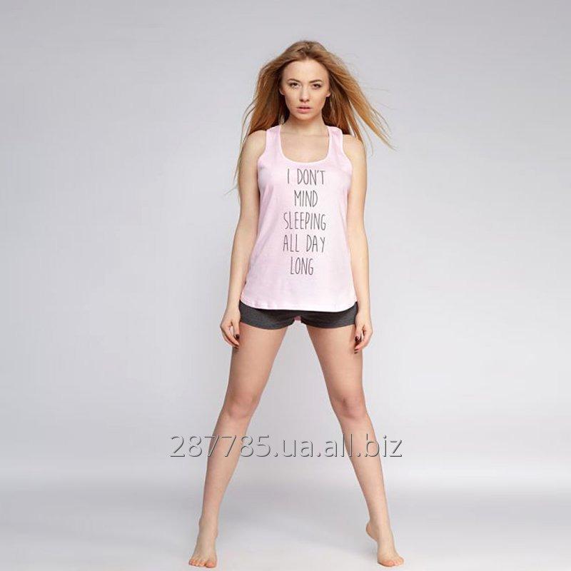 f6d1ac6b51fa9b5 Пижама женская шорты майка Sensis (Польша) купить в Киеве