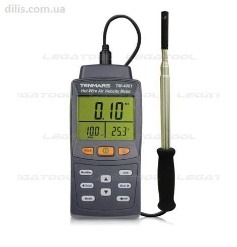 Анемометр многофункциональный TM-4001