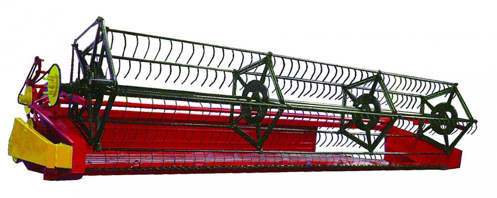 Windrowers ZHVN-6 да комбинирате Енисей, Niva