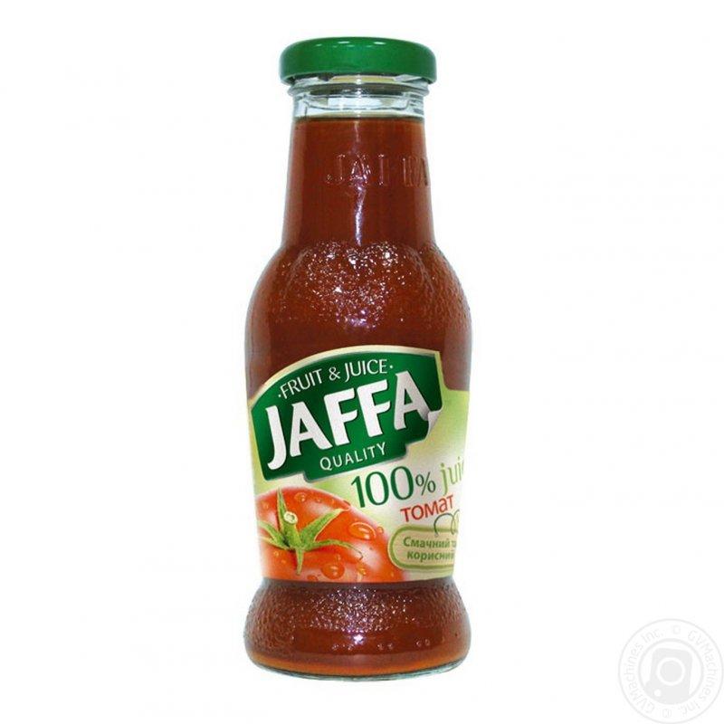 Jaffa сік 0,25л томатний з сіллю