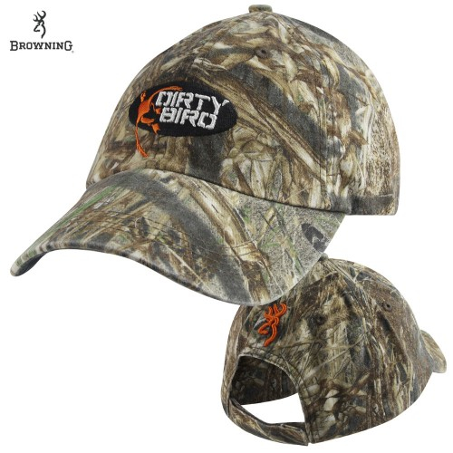 Кепка охотничья Browning Dirty Bird Cap MO Duck Blind