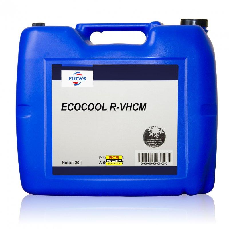 СОЖ (смазочно-охлаждающая жидкость) ECOCOOL R - VHCM