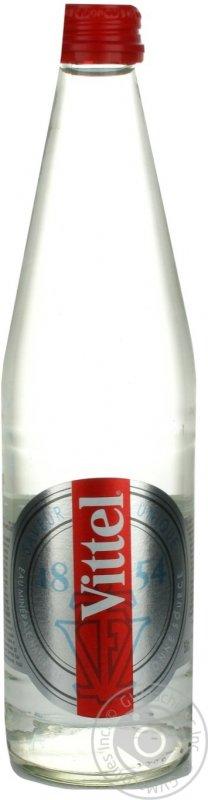 Vitell вода негаз скло 0.5Л