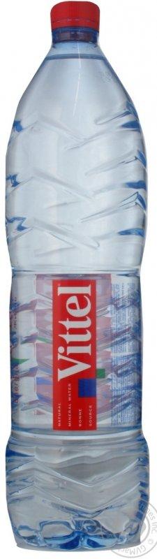 Вода Виттель негазированная пластиковая буттылка 1500мл Франция