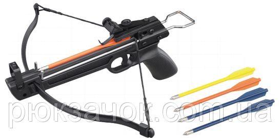 Арбалет-пистолет Man Kung 50A1/5PL