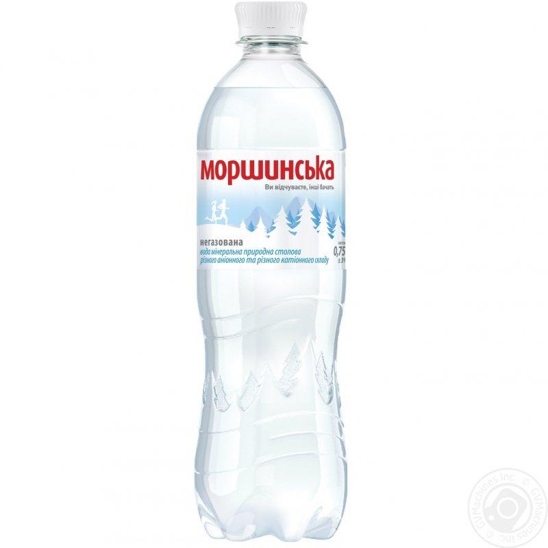 Купить Моршинська прем вода Н/Г 0,5Л