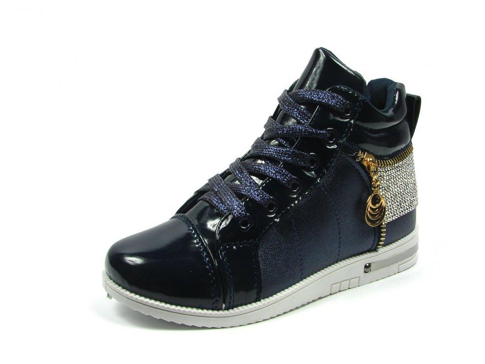 Купить Детские ботинки Linix: A-3 Синий