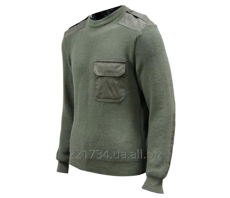Buy SWEATER SOLID OLIVE