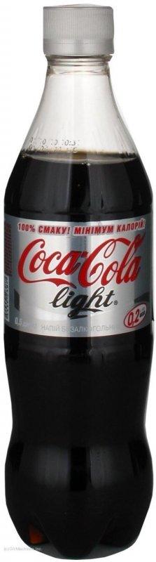 Вода Coca-cola light, 0.5л (12 штук)