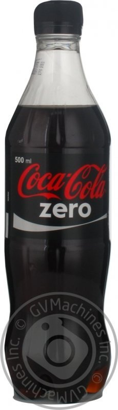 Вода Coca-cola Zero, 0.5л