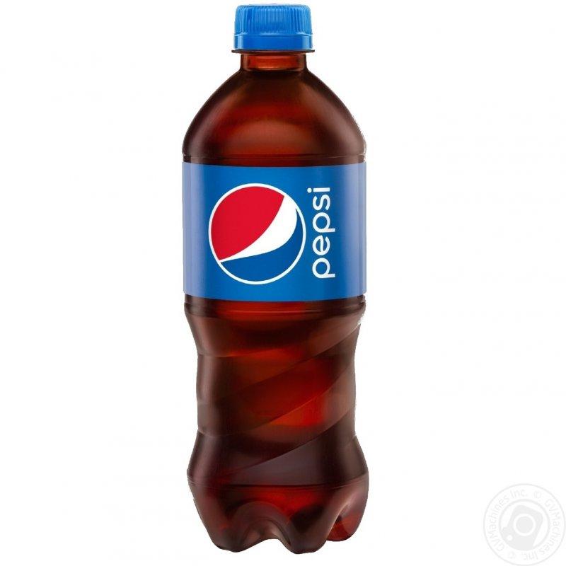 Вода Pepsi 0,5л (12 штук)