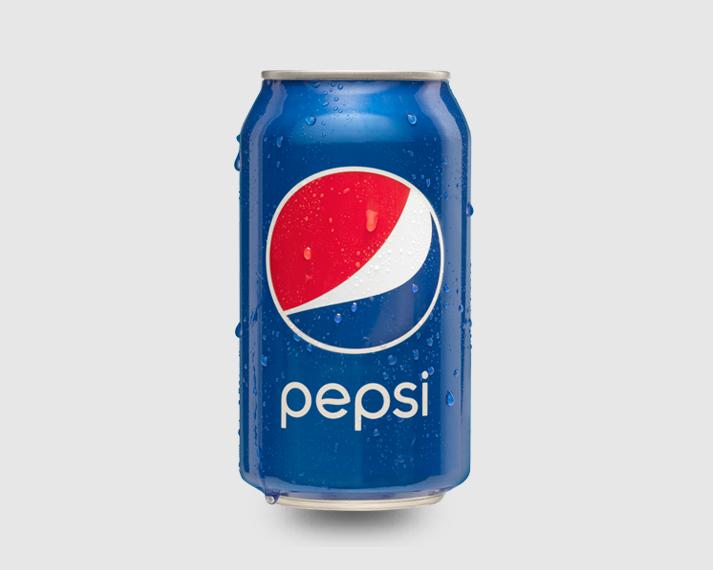 Вода Pepsi ж/б 0,33л