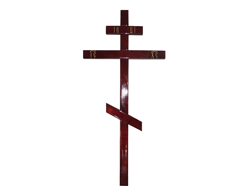 Крест деревянный №3