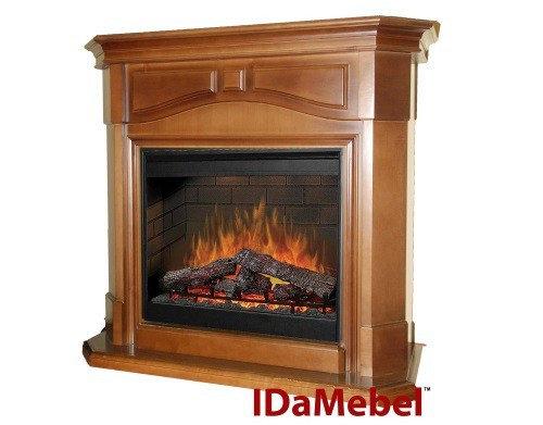 Камин портал для электрокамина Dimplex IDaMebel Chicago (портал без очага)
