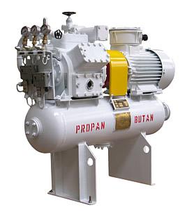 Полный спектр комплектующих для АГЗС, ГНС, автономного газоснабжения. Газовые компрессоры для перекачки СУГ. Вертикальные, горизонтальные. Производительность от 11 до 392м3/ч. Купить в Украине.
