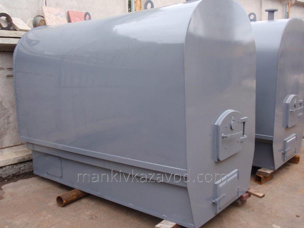 Котел водотрубний водогрейный КОВС-500