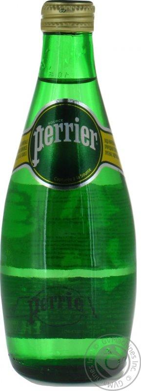 Купить Вода Перье газированная стеклянная бутылка 330мл Франция