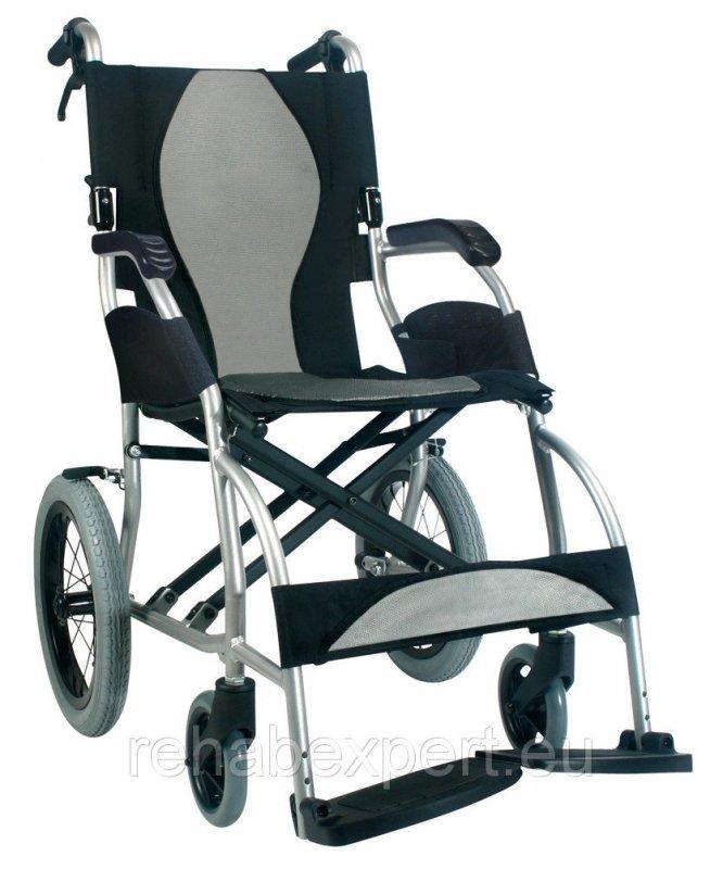Легкая складная коляска для транспортирования пациента Karma 2501