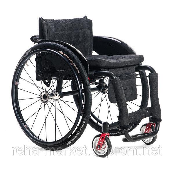 Легкая активная инвалидная коляска Tornado Sport Wheelchair