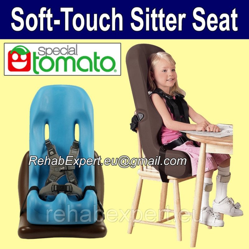 Ортопедическое сидение Special Tomato Soft-Touch Chair Size 3