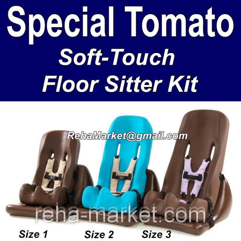 Ортопедическое сидение Special Tomato Soft-Touch Chair Size 2