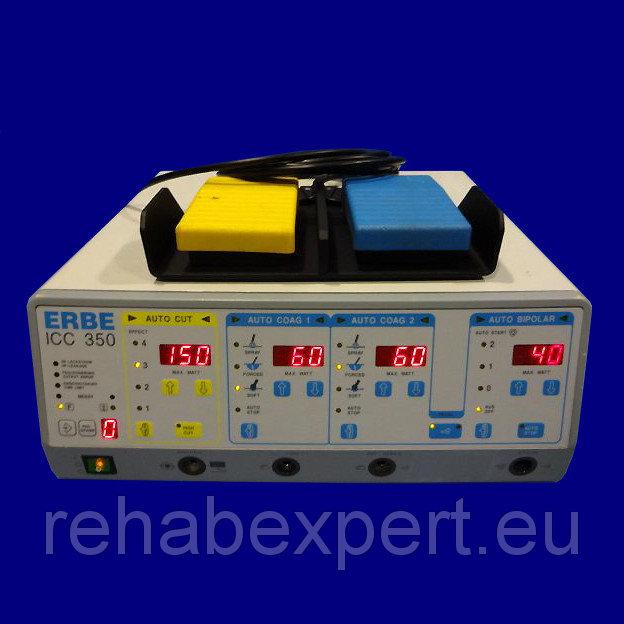 Купить Диатермиа Электрохирургический аппарат Diathermia Erbe ICC 350 Еlectrosurgical Unit
