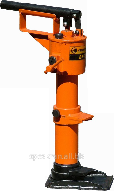 Buy Jack traveling hydraulic DK-10