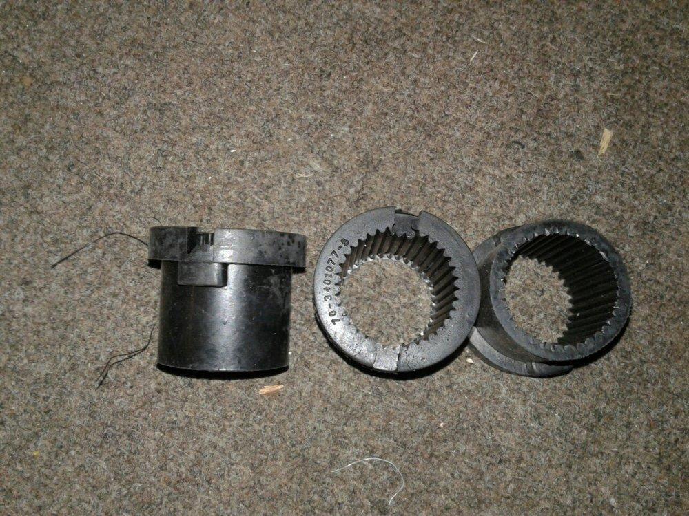Амортизатор 70-3401077-Б привода рулевого управления
