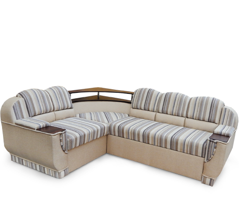 Sofa angular Corrad