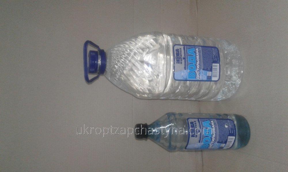 Вода дистиллированная Новая формула 5л.