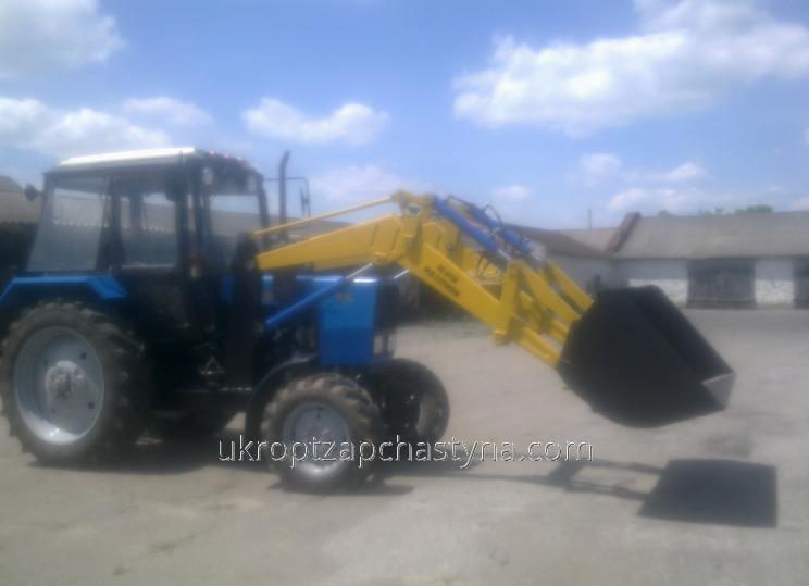 Ковш зерновой на базе МТЗ