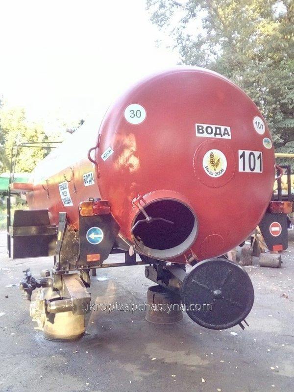 Пожарная цыстерна на базе МЖТ-10
