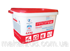 Стиральный порошок для белых тканей PROFline White 4,4 кг