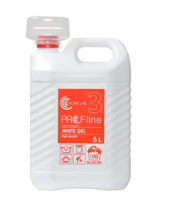 Гель для стирки белых тканей PROFline White Gel 5 л